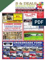 Steals & Deals Southeastern Edition 3-1-18