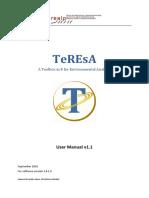 Teresa User Manual v1 1