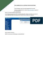 Cargar El Profile Americatel Al Gateway Dinstar Mtg200 (1)