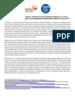 Informe Salud en Venezuela para la CIDH - Audiencias Febrero 2018