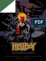 Hellboy, Circo de Medianoche