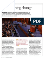 Interview with Sir Paul Jenkins from Public Service Magazine Summer 2013