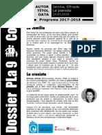Dossier Pla 9 - Codi 51