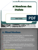 4.Filtrasi Membran Dan Dialisis