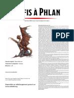 Defis a Phlan Scénario D&D 5e