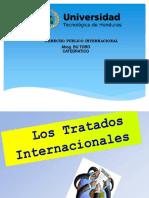 Presentación UTH de Tratados Internacionales
