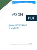 Signalisation Des Chantiers - SGH