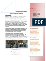DSI Training Brochure
