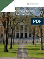 IELTS Practice Materials General TrainingTest