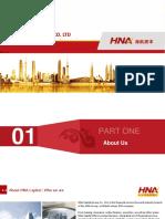 宣传册-An Introduction to HNA Capital
