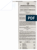 Acuerdo Gubernativo 283-2016