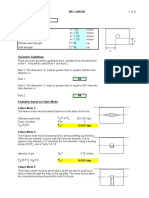 Lifting Lug Design Sheet
