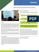 Pnud_ec Sistema de Inventarios Nacionales de Gases Efecto Invernadero