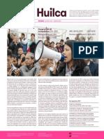 Indira Huilca | Boletín 03 Agosto 2017-Enero 2018