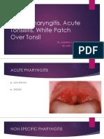 Tonsillitis [Autosaved]