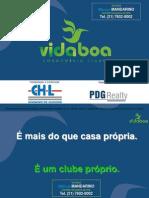 Vida Boa I e II_Campo Grande_ Corretor Mandarino_ PDG_ (21) 7602-8002