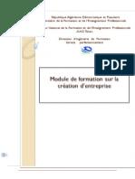 Création d'Une Micro Entreprise