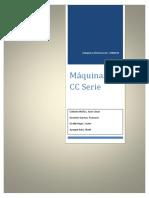Trabajo - Maquinas CC Serie Act.