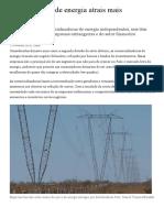 Mercado Livre de Energia - Crescimento