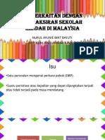 Bab 11 Isu Berkaitan Pentaksiran Sekolah Rendah Di Malaysia