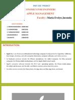 Apple Management