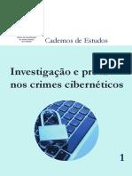 Cadernos de Estudos n 1 Crimes Ciberneticos