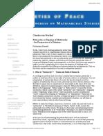Patriarchy as Negation of Matriarchy.pdf