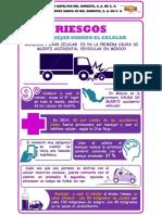 infografia riesgos uso celular