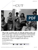 New York Radical Women Feminist Collective