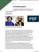 Tod Des Autors_Die Zeit_2018