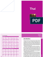 25 Lonely Planet Southeast Asia Phrasebook Thai