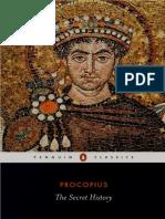 Historia Secreta - Cesarea, Procopio De