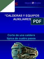 Cuarto de Calderas Iteractivo.