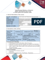 Activity guide and rubric Pre-knowledge - Task 1 - Recognition task forum_16-01.docx