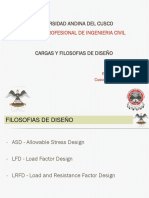 PUENTES - Cargas y Filosofía de Diseño