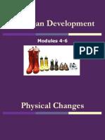 life span development - main ideas notes