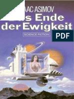 (eBook - German - Deutsch) Asimov, Isaac - Das Ende Der Ewigkeit (Heyne Sf 3088, Deutsch)