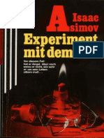 (eBook - German - Deutsch) Asimov, Isaac - Experiment Mit Dem Tod