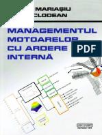 Managementul Motoarelor Cu Ardere Interna