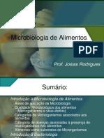 Introdução à Microbiologia de Alimentos 2010.ppt