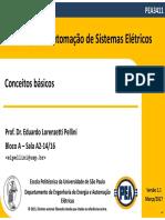 Conceitos Basicos Automação - PEA 3411 - V0