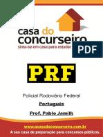Apostila Português - Pablo Jamilk