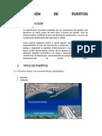 Planificación de Puertos
