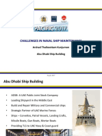 Challenges in Naval Ship Maintenance R290917
