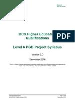 BCS Project Proposal