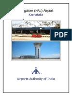Bangalore -Hal Report