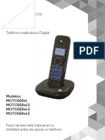 Moto550id User Guide-es