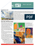 SLOMA ArtNews Mar-Apr 2018