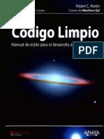 Código limpio - Robert C. Martin-.pdf