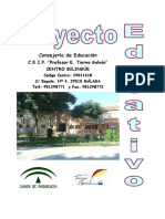 Proyecto Educativo (Modificado Noviembre 2017)
